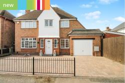 Detached House For Sale  , Leicester Leicestershire LE5