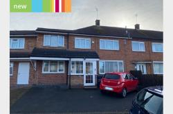 Terraced House For Sale  Thurmaston, Leicester Leicestershire LE4