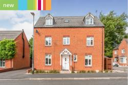 Detached House For Sale  Kirby Muxloe, Leicester Leicestershire LE9