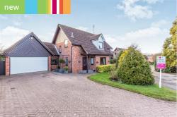 Detached House For Sale  Loughborough Leicestershire LE12