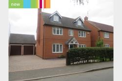 Detached House For Sale  Willoughby On The Wolds, Loughborough Leicestershire LE12