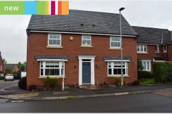 Detached House For Sale  Shepshed, Loughborough Leicestershire LE12