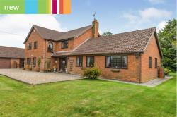 Detached House For Sale  Little Steeping, Spilsby Lincolnshire PE23