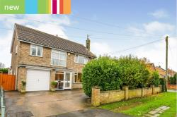Detached House For Sale   Boston Lincolnshire PE21