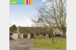 Detached Bungalow For Sale  Grantham Lincolnshire NG32