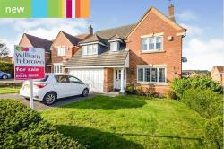 Detached House For Sale  , Grantham Lincolnshire NG31