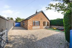 Detached Bungalow For Sale  Caythorpe, Grantham Lincolnshire NG32