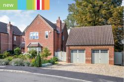 Detached House For Sale  Potterhanworth, Lincoln Lincolnshire LN4