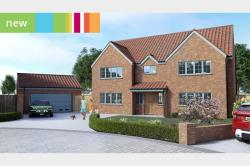 Detached House For Sale  Sturton By Stow, Lincoln Lincolnshire LN1