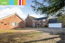 Detached House For Sale  North Greetwell, Lincoln Lincolnshire LN2