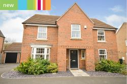 Detached House For Sale  North Hykeham, Lincoln Lincolnshire LN6