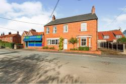 Detached House For Sale  Digby, Lincoln Lincolnshire LN4