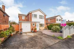 Detached House For Sale  Ruskington, Sleaford Lincolnshire NG34