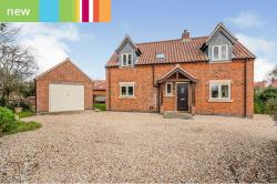 Detached House For Sale  Threekingham, Sleaford Lincolnshire NG34