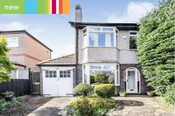 Semi Detached House For Sale  Irby, Wirral Merseyside CH61