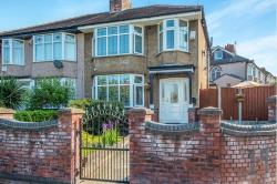 Semi Detached House For Sale  , Liverpool Merseyside L17