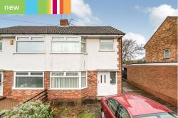 Semi Detached House For Sale  Wirral Merseyside CH48