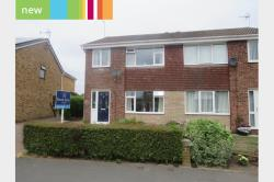 Semi Detached House For Sale  Selby North Yorkshire YO8