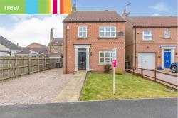 Detached House For Sale  Hensall, Goole East Riding of Yorkshire DN14