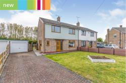 Semi Detached House For Sale  Beal, Goole East Riding of Yorkshire DN14
