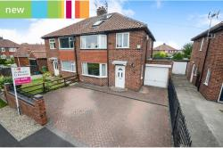 Semi Detached House For Sale  York North Yorkshire YO10
