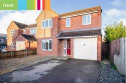 Detached House For Sale  , Corby Northamptonshire NN18