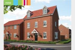 Detached House For Sale  Priors Hall Park, Corby Northamptonshire NN17