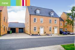 Semi Detached House For Sale  , Corby Northamptonshire NN17