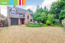 Detached House For Sale  East Hunsbury, Northampton Northamptonshire NN4
