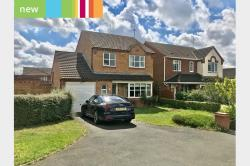 Detached House For Sale  Wootton, Northampton Northamptonshire NN4