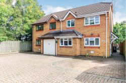 Semi Detached House For Sale  East Hunsbury, Northampton Northamptonshire NN4