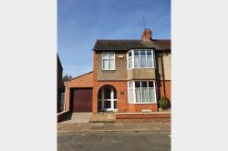 Semi Detached House For Sale   Northampton Northamptonshire NN1