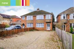 Semi Detached House For Sale  Duston, Northampton Northamptonshire NN5