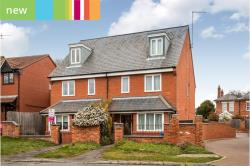 Semi Detached House For Sale  Rothwell, Kettering Northamptonshire NN14