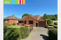 Detached Bungalow For Sale  North Muskham, Newark Nottinghamshire NG23