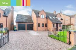 Detached House For Sale  Claypole, Newark Nottinghamshire NG23