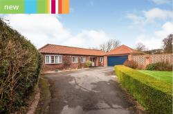 Detached Bungalow For Sale  North Wheatley, Retford Nottinghamshire DN22