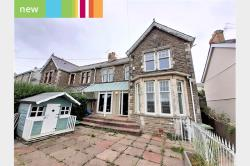 Semi Detached House For Sale  Llanharan, Pontyclun Rhondda CF72