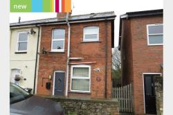 Terraced House For Sale  Wellington Somerset TA21
