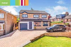 Detached House For Sale   Barnsley South Yorkshire S75