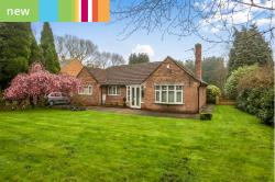 Detached Bungalow For Sale  Rotherham South Yorkshire S63