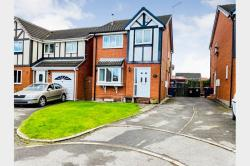 Detached House For Sale  Bramley, Rotherham South Yorkshire S66