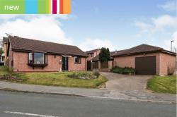Detached Bungalow For Sale  North Anston, Sheffield South Yorkshire S25