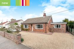 Detached Bungalow For Sale  Thetford Norfolk IP26