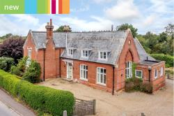 Detached House For Sale  Broome, Bungay Suffolk NR35