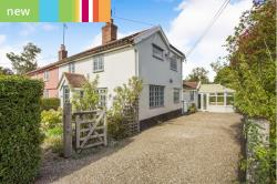 Semi Detached House For Sale  Woodbridge Suffolk IP13