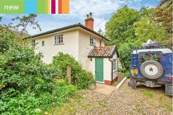 Semi Detached House For Sale  Walpole, Halesworth Suffolk IP19
