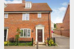 Terraced House For Sale  Wickham Market, Woodbridge Suffolk IP13