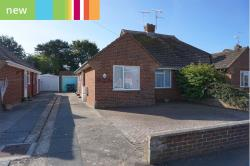 Semi - Detached Bungalow For Sale  Worthing West Sussex BN12