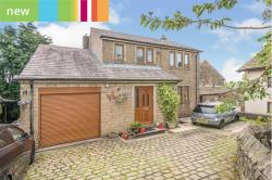 Detached House For Sale  Queensbury, Bradford West Yorkshire BD13